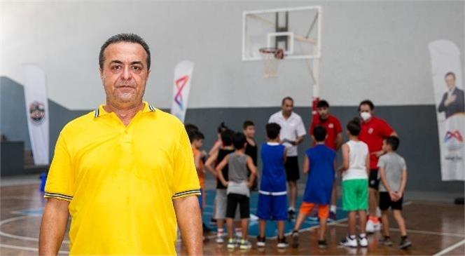 Mersin Büyükşehir, Erkek Basketbol Takımı'nın Altyapı Seçmelerini Yaptı
