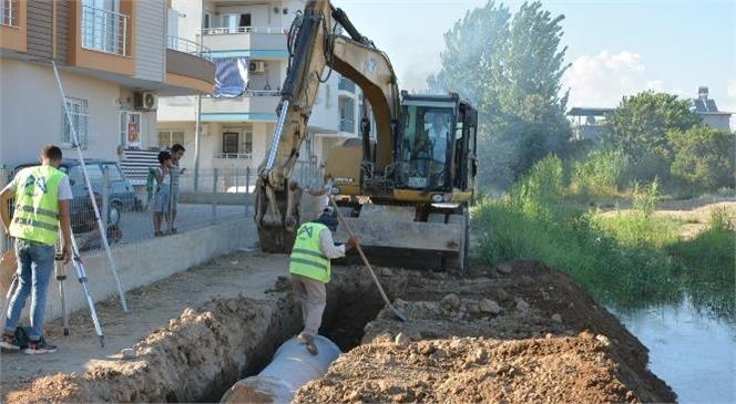 MESKİ'den Kavaklı Mahallesi'ne Kapsamlı Çalışma