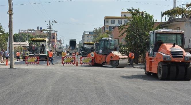 Tarsus Gazipaşa Mahallesi Sakinleri Yıllardır Bekledikleri Yola Büyükşehir'le Kavuştu