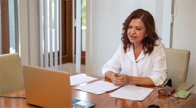 Meral Seçer, Mersinden Kadın Kooperatifi'nin 'Sürdürülebilir Gıda Girişimciliği' Çalışmalarını Anlattı