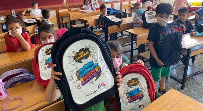 Mersin Büyükşehir Belediyesi'nin Her Yaş Grubunda Ki Öğrencilere Eğitim Destekleri Aralıksız Sürüyor.
