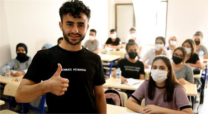 Mersin Büyükşehir Hazırladı, Öğrenciler Kazandı