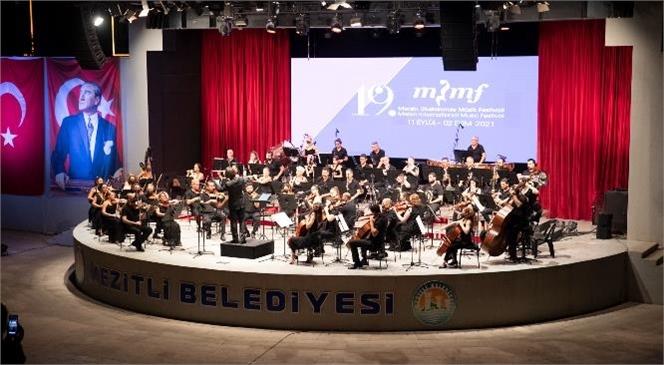 Mersin Büyükşehir'in Ana Sponsorluğunu Yaptığı Festival, 8 Konsere Ev Sahipliği Yapacak