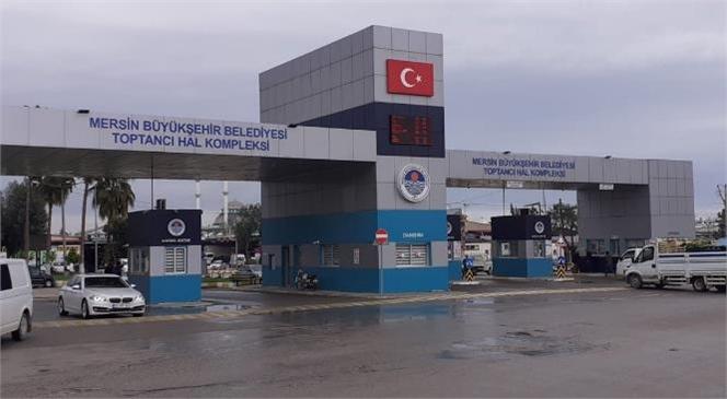Ticaret Bakanlığı 10 Toptancı Halinde Denetleme Başlattı