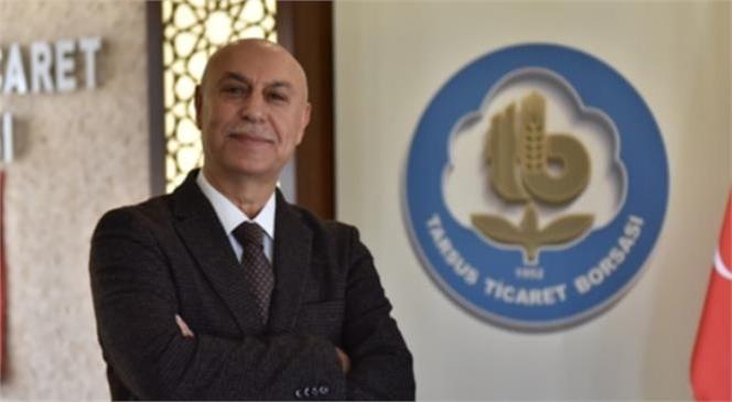 Tarsus Ticaret Borsası Başkanı Murat Kaya, 34. 'sü Kutlanan Ahilik Haftası İle İlgili Olarak Bir Mesaj Yayınladı.