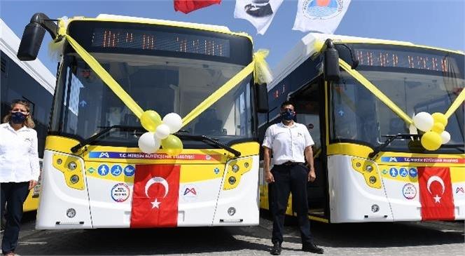 Büyükşehir İlk Etapta Alacağı 56 Otobüsün İhalesini Yaptı