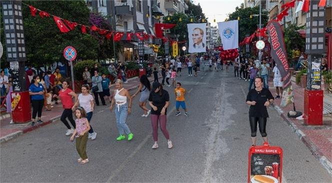 Mersin Büyükşehir, Avrupa Hareketlilik Haftası'nda Mersin'e Hareket Katıyor
