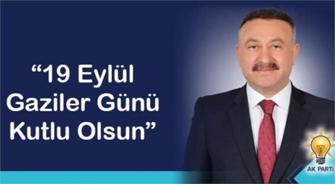 Milletvekili Hacı Özkan Gaziler Günü'nü Yayımladığı Mesajla Kutladı