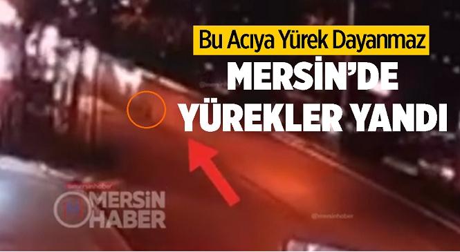 Mersin'in Mezitli İlçesinde Otomobilin Çarptığı 4 Yaşındaki Ömer Coşkun İsimli Minik Çocuk Hayatını Kaybetti