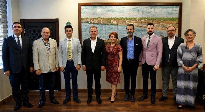 Mersin Büyükşehir'in Müzik Toplulukları Yeni Enstrüman Sanatçıları İle Güçleniyor
