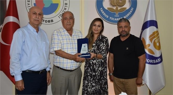 Mahmut Soysal'a Hizmet Şeref Plaketi Takdim Töreni Düzenlendi