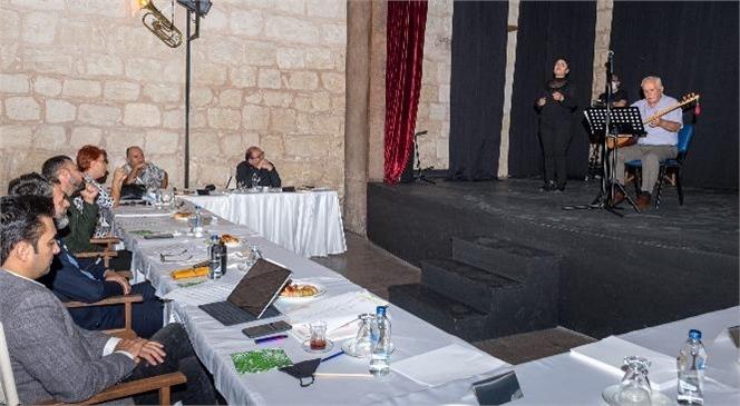 Mersin Büyükşehir'in Kültür Sanat Kadrosu Güçleniyor