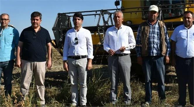 """""""Yerli ve Milli Tohumlarımızın Ulaşmadığı Çiftçi Kalmasın"""""""
