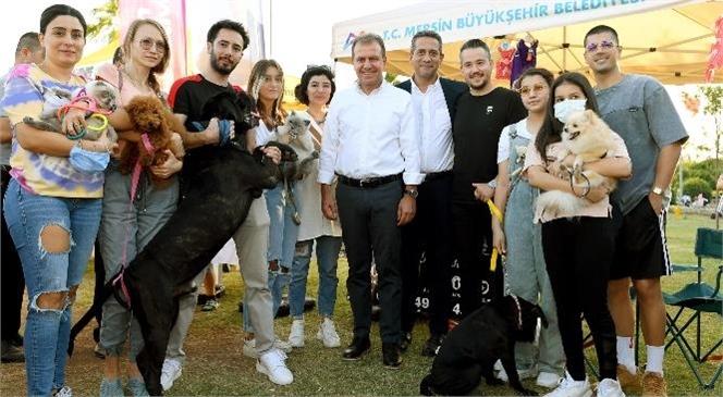 Başkan Seçer, Pati Fest'te Şila'yı Sahiplendi