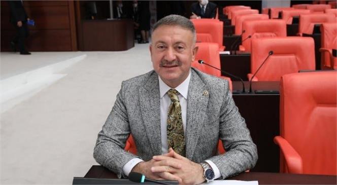 AK Parti Mersin Milletvekili Hacı Özkan Muhtarlar Gününü Kutladı
