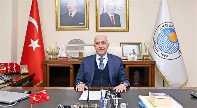 Akdeniz Belediye Başkanı Mustafa Gültak; 21 Ekim Dünya Gazeteciler Günü Dolayısıyla Bir Kutlama Mesajı Yayınladı