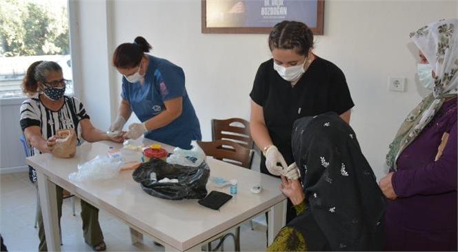 Şahin Mahallesi Sakinleri, Üst Solunum Yolu Hastalıkları Konusunda Bilgilendirildi