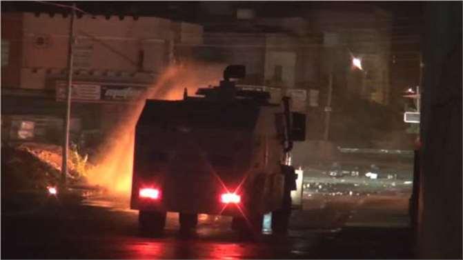 Tarsus'ta göstericiler polisle çatıştı 3