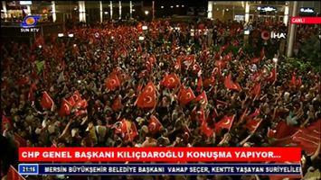 Kılıçdaroğlu'nun İstanbul Seçiminin Ardından İlk Konuşması