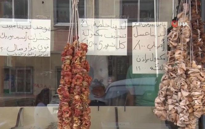 Mersin'de, Arapça Tabelaların Değiştirilmesi İçin Düğmeye Basıldı