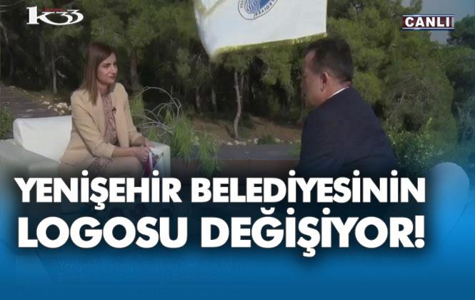 Yenişehir Belediyesinin Logosu Değişecek! Başkan Özyiğit, Logonun Değişimine Dair Bilgi Verdi