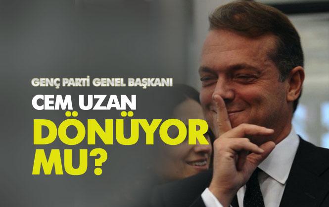 Uzun Zamandır Tartışılan ve Tekrar Gündeme Gelen, Cem Uzan Türkiye'ye Dönecek Mi?