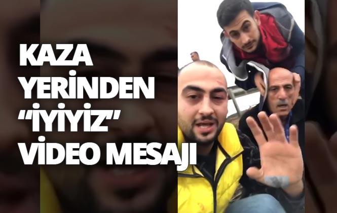 Mersin'den Adana'ya Konsere Giden Ramazan Akyol Sıra Gecesi Ekibi, Tarsus'ta Kaza Yaptı!