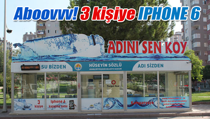 """Adana Şiveli Tanıtım Videosu, Adana Suyuna İsim Arıyor, """"Adını Sen Koy"""" Videosu"""
