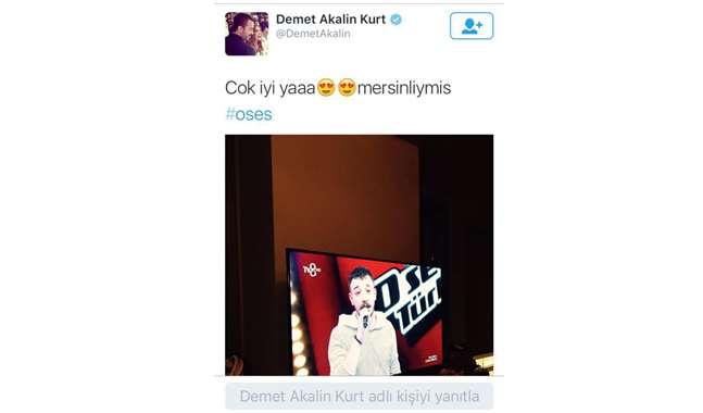 Ahmet Parlak O Ses Türkiye Performansı