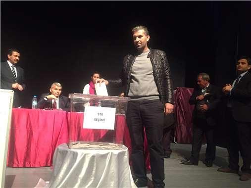 SYDV Mütevelli Heyeti Seçimi Yapıldı